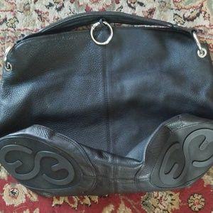Esacada Blk Hobo purse